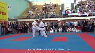 The 27th European Weight Category Karate Championships - Kiev, Ukra...