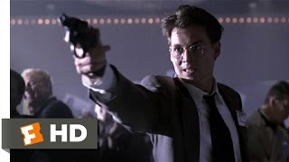 Nick of Time (8/9) Movie CLIP - Shooting the Governor (1995) HD