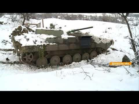 Обострение в зоне АТО: боевики не могут смириться с потерями под Горловкой