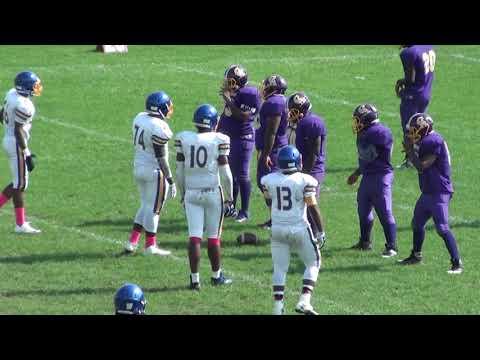 * [2] Dunbar Mightymen@Collins Academy Football2 Cameramanjon/Stevensonstudios1@gmail.com