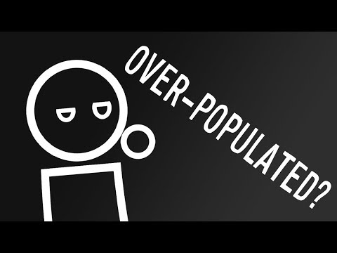 Overpopulation: A Human Rights Issue? (School Project)