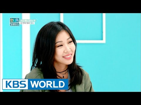 Girl's variety program special room, 4th member - Jessi [Sister's SlamDunk/2016.07.08]