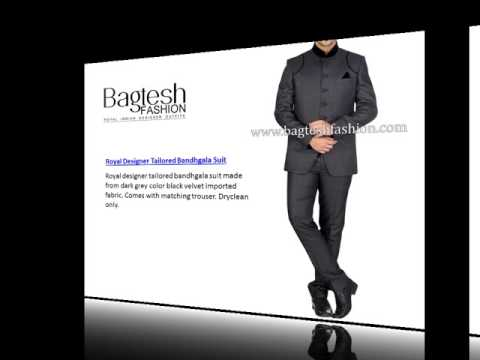 Indian Wedding Jodhpuri Suits for Groom