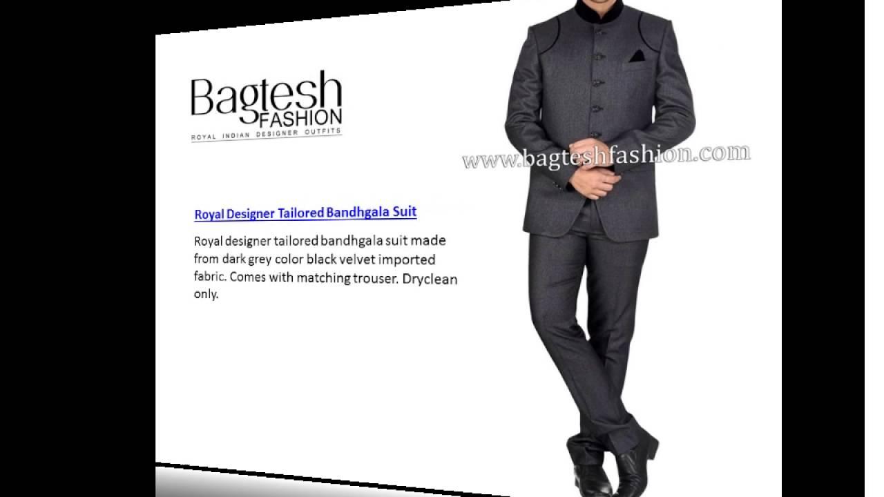 Indian Wedding Jodhpuri Suits for Groom - YouTube
