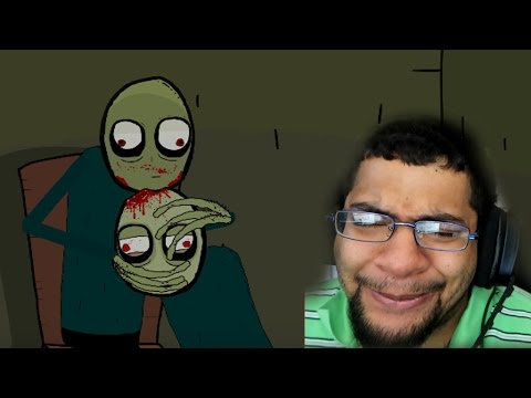 PLEASE NO! Salad Fingers 4-7 REACTION