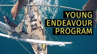 Sail in Young Endeavour