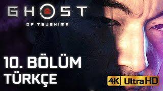 DEMİR KANCA! | GHOST OF TSUSHIMA TÜRKÇE BÖLÜM 10