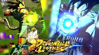 SUMMONS & EVENT/PVP GAMEPLAY! FIRST IMPRESSIONS | Dragon Ball Legends