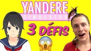 Yandere Simulator #5 - DEFIS NADEGE CANDLE [GAMING]