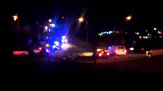 Sfpd Potrero hill high speed chase