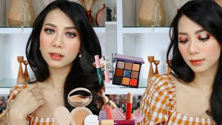 MAIN SAMA MAKEUP PRODUK LOKAL YANG BARU-BARU (Make up Tutorial)