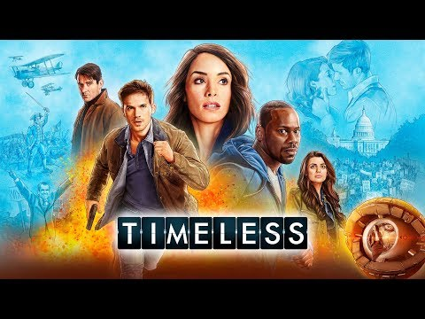 First Look: TIMELESS (Season 2 - NBC)