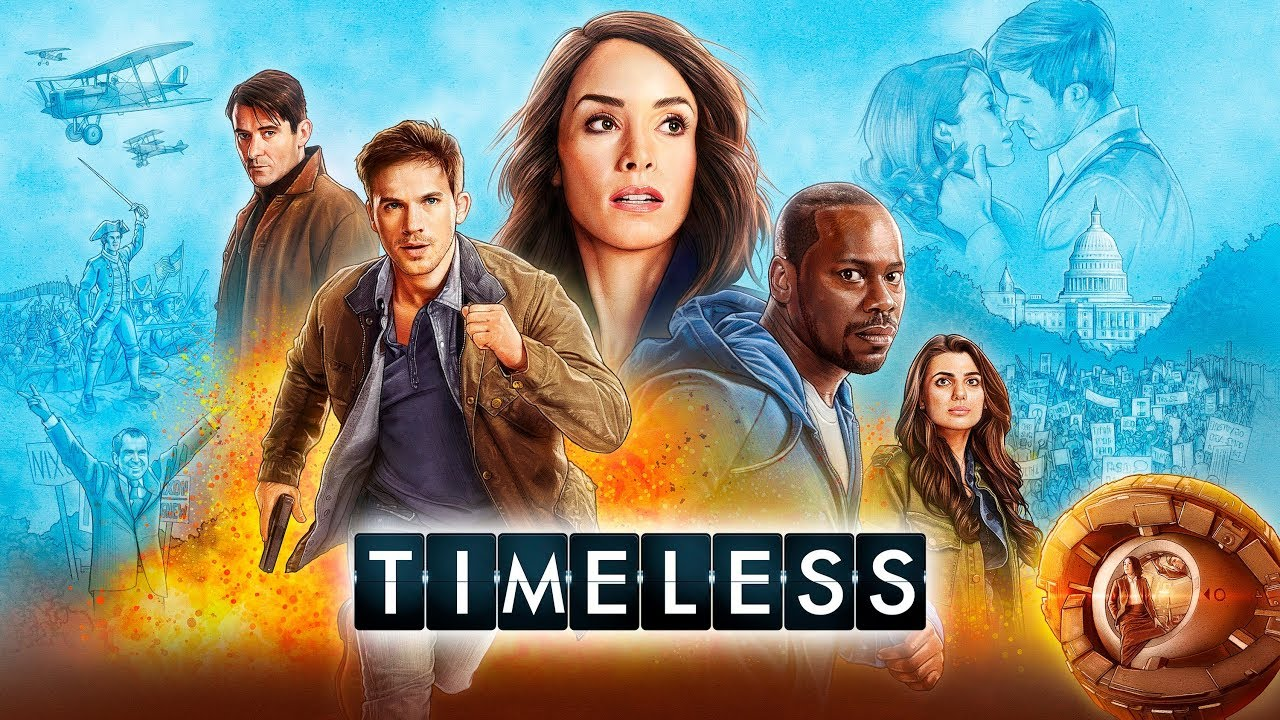 Resultado de imagen de timeless season 2