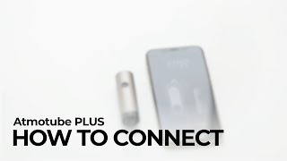 How to connect Atmotube PLUS