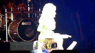 Dolly Parton singing My Tennessee Mountain Home at Better Day Tour, SECC, Glasgow 20.08.11 HD