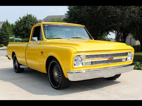 1967 Chevrolet C10 Pickup For Sale