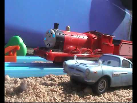 Thomas & Friends ep 100 Special Agent James (100th episode)