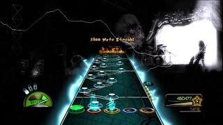 Guitar Hero Metallica One Expert Guitar 100% FC (653293)