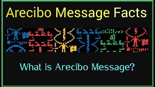 Arecibo Message Google Doodle   What is Arecibo Message?