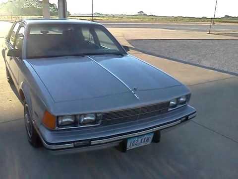 Hqdefault on 1985 Buick Century