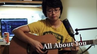 """All About You"" (McFly) Acoustic Cover"