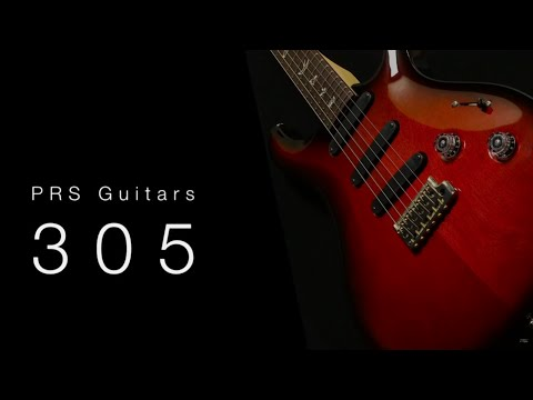 PRS 305  •  Wildwood Guitars Overview