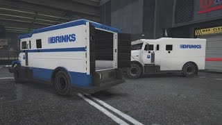 Gta 5 Payday 2 Armoured Truck Heist