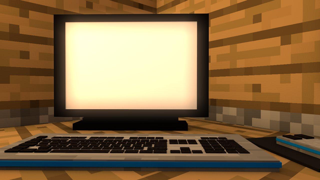 Free Animated Minecraft Intro