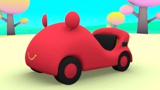 Развивающие мультики для малышей про машинки - Руби и Йо-Йо - Автогонка