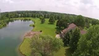12416 Covington Fort Wayne, Indiana 46814 - Aerial Drone Video Tour
