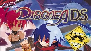 CGR Undertow - DISGAEA DS review for Nintendo DS