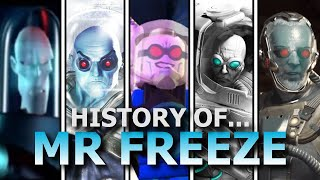 A History of Mr Freeze in Video Games