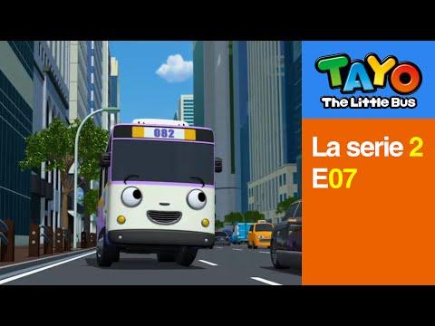 [Tayo Español la Serie 2] #7 Nana visita la ciudad