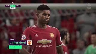 【EPL】-Manchester United vs JUBILO IWATA- (Round 26) [FIFA] || 1080p「Joseph V」