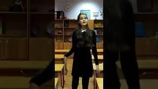 """Аржевикина Виктория """"Московские окна"""" (муз. Т.Хренникова, слова М.Матусовского)"""