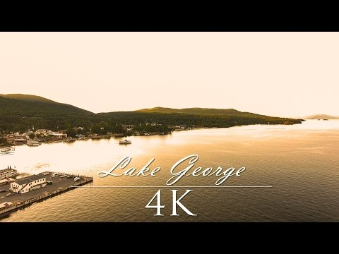 Lake George, New York 2016 | 4K Phantom 4 Drone Footage!