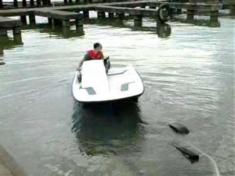 Стеклопластиковая лодка Касандра (UKSI)