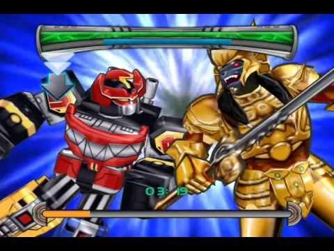 Power ranger super legends mighty morphin megazord battles youtube - Power rangers ryukendo games free download ...