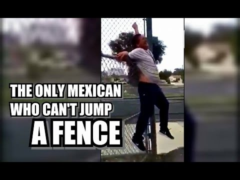 how to stop someone jumping your fence