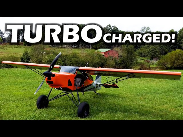 TurboCHARGED Just Aircraft SuperSTOL