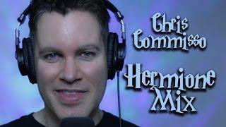 HERMIONE MIX - Pogo cover / Harry Potter - Chris Commisso