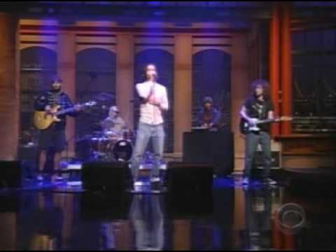 incubus - talk shows on mute (live at letterman show)