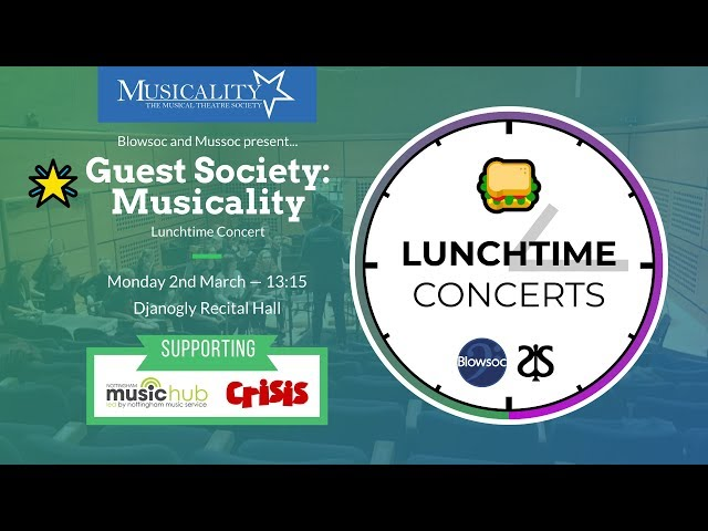 🌟 Guest Society: Musicality LTC (Spring 2020)