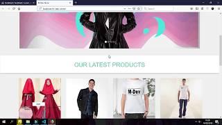 P-44 Admin-Panel Erstellen - Box-Sektion - Erstellen Sie E-Commerce-Website-Tutorial