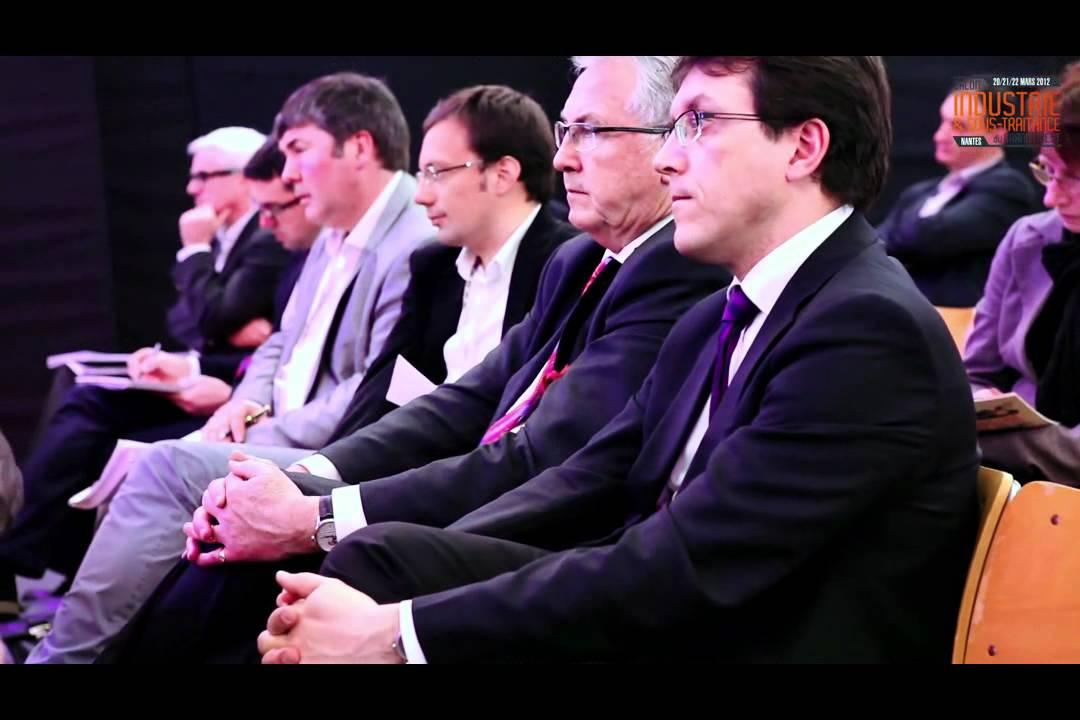 Salon Industrie et SousTraitance du Grand Ouest organis par EXPONANTES  YouTube