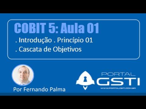 COBIT 5  Aula 01. Portal GSTI 282acce29a
