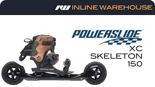 Powerslide XC Skeleton Adventure Skates 2018-2019