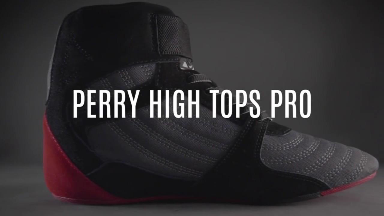 8f2a4a60d718 Gorilla Wear Perry High Tops Pro - https   gorillawear.hu - YouTube