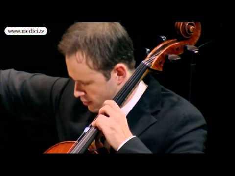The Jerusalem Quartet and Paul Meyer perform Brahms' Clarinet Quintet in B minor