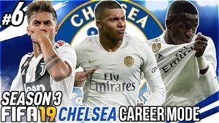 FIFA 19 CHELSEA CAREER MODE S3 #6 - CARABAO CUP FINAL!!! SEASON IS HEATING UP!!